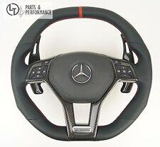 LE TEF® Lenkrad für Mercedes-Benz 45 63 AMG W204 W212 X156 W176 R172 Perf.
