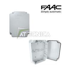 Contenitore box per centrale scheda automazione FAAC mod. E 720119
