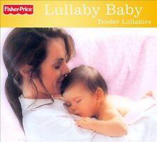 Fisher-Price : Lullaby Baby Tender Lullabies CD