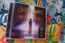 "Susan Boyle/Best of New Sealed Fast Freepost ""TEN"" CD Dreamed Dream Michael Ball"