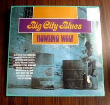 HOWLING WOLF - Big City Blues LP Vinyl 180g