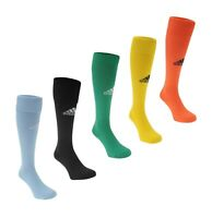 Mens Adidas Football Training Santos Soccer High Socks Sizes from 8.5 to 12