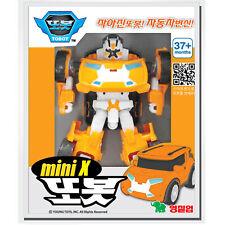 Tobot Mini X Transformer Robot Car Toy Action Figure