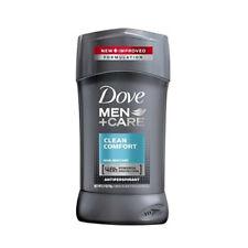 Dove Men+Care Clean Comfort Non-Irritant Antiperspirant 2.7 Oz