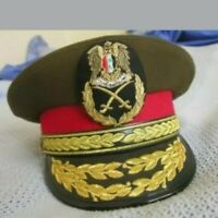 Syria Army General Hat/Cap Reproduction High Quality