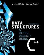 Data Structures and Other Objects Using C++ (3rd Edition), Good Books