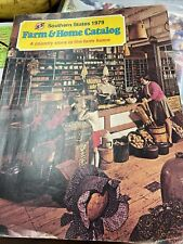 Vintage Southern States 1979 Farm & Home Catalog Agricultural & Home Supplies