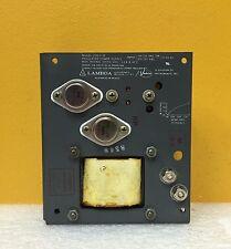 Lambda LOS-Y-12, 12 VDC, 105 to 125 VAC, or 210 to 250 VAC, Linear Power Supply