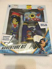 DC Super Hero Girls - Adventure Kit Flashlight,Camera,Binoculars