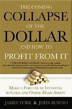 The Collapse of the Dollar and How to Profit from It: Make a Fortune-ExLibrary