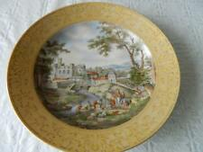 Large vintage Kaiser porcelain collector plate wall plaque from Germany 2