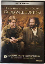 Good Will Hunting - DVD - VERY GOOD