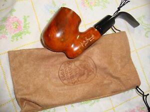 Boswell Pipe - Jumbo Bent - 2007 - Smoked One Time
