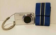Sony Cyber-shot DSC-W150 8.1MP Digital Camera - Silver untested
