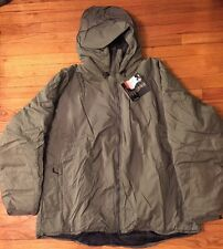Wild Things Level 7 Military Style Parka - Green NWT - XLR