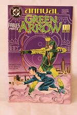 GREEN ARROW  (1988)  #1  ANNUAL FABLES PART II   DC Comics   for Mature Readers