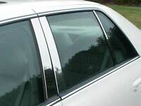 Chrome PIllar Posts for ACURA RL Fits 2005-2012 INCLUDES 6PCS