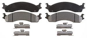FRONT Brake Pads Ford E250 E350 E350 Dodge Ram Van D655 MKD655 MX655 MADE IN USA
