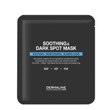 Dermaline Soothing & Dark Spot Mask 35g x 10pcs#grhk
