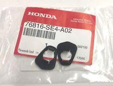 Genuine Honda OEM - Set of 2 Windshield Washer Nozzle Adapters - 76816-SE4-A02