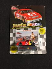 1992 Racing Champions Ricky Rudd Tide/Exon #5 With Card And Stand 1/64 Die Cast