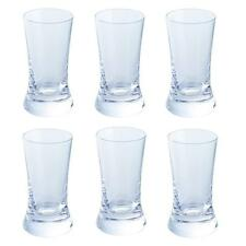 Dartington Crystal WB416 Wine and Bar Shot Glass Pack of 6 Glasses