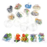 2PCS Children Surprise Egg Ball Creative Toys Gashapon Kids Novelty Gadget  WG