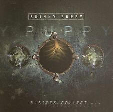 SKINNY PUPPY: B-SIDES COLLECT CD!  [2006 NETWERK] EX+