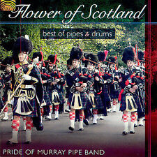Pride Of Murray Pipe Band-Flower Of Scotland CD NEW