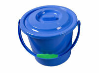 Kampa Plastic Bucket With Lid