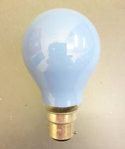 25W 240-250V Push In Blue Coloured Light Bulb (SB301)
