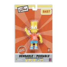 The Simpsons 393244 Bart Simpson Bendable Case of 12