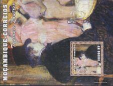Mozambique Bloc 117 neuf avec gomme originale 2001 Art