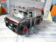 GMC B.A. SUV Van A-Team Movie Vandura 1983 TV Serie Filmauto A Greenlight 1:18