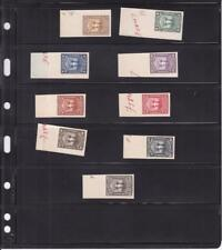 Foreign Revenue: Panama Telegraph Plate/Card (11320)