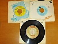 LOT of 3 COUNTRY SQUARE DANCE 45 RPMs -