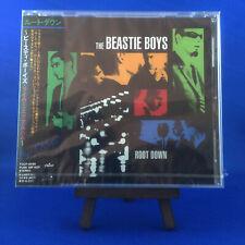 BEASTIE BOYS: Root Down (RARE OUT OF PRINT 1995 JAP CD +1 BONUS TRACK TOCP-8598)