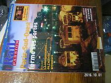 1µ? Revue Rail Passion n°88 Paris Sud Ouest BERLIN Le Flaman BB 36000