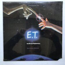 John Williams E.T. OST 1982 LP Sealed Spielberg Vinyl