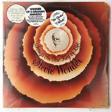 Stevie Wonder-Songs in the Key of Life (FACTORY SEALED) 1976 Double LP MINT