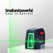 Bosch Laser Level High Precision Green Line Horizontal Vertical Laser Level