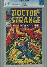 CGC (MARVEL) DOCTOR STRANGE 171 NM 9.4 1968 WHITE PAGES