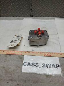Steering Metering Pump AMAR89199-R rebuilt for John Deere ar89199