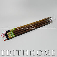 Excellent Horse Pony Hair Brush for Chinese Writing / WaterColor Painting Sumi-e