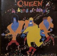 Queen - A Kind of Magic / EMI RECORDS CD 1986 (CDP 7 46267 2)