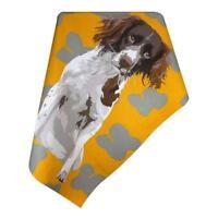Leslie Gerry LGTEA008 Tea Towel Springer Spaniel Dog