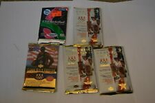 1996 Olympic Dream Team Basketball other sports Cards lot of 5 Unopened Packs