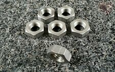 "5/8"" UNC Stainless Steel Nuts / 5/8""-11  (Qty.6)"