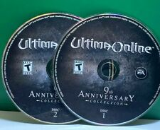Ultima Online 9th Anniversary Collection (Pc, 2006) Disc Only # 35848