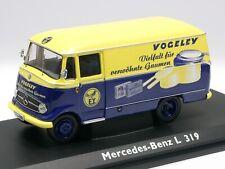 Schuco 1:43 Vogeley Mercedes L-319 Kastenwagen